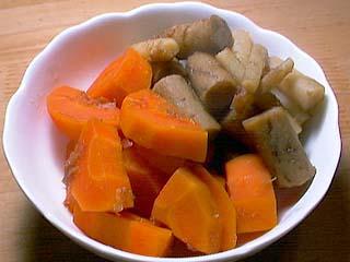 ごぼう 煮物 人参 根菜(ごぼう、人参、レンコン)の煮物を美味しく作る方法を味覚センサーで検証!